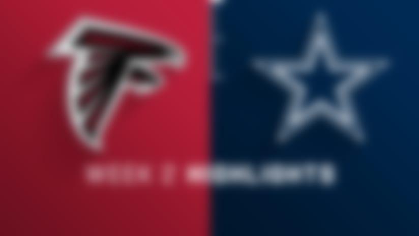 Falcons vs. Cowboys highlights | Week 2