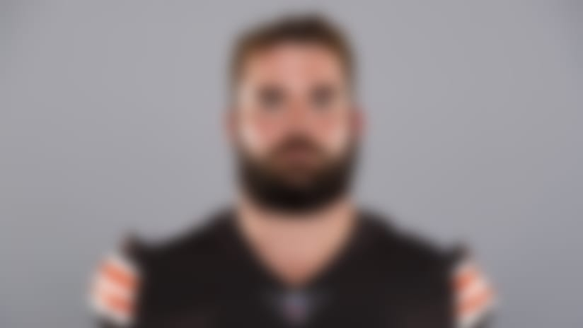 Andy Janovich - Browns 2020 STS Nominee