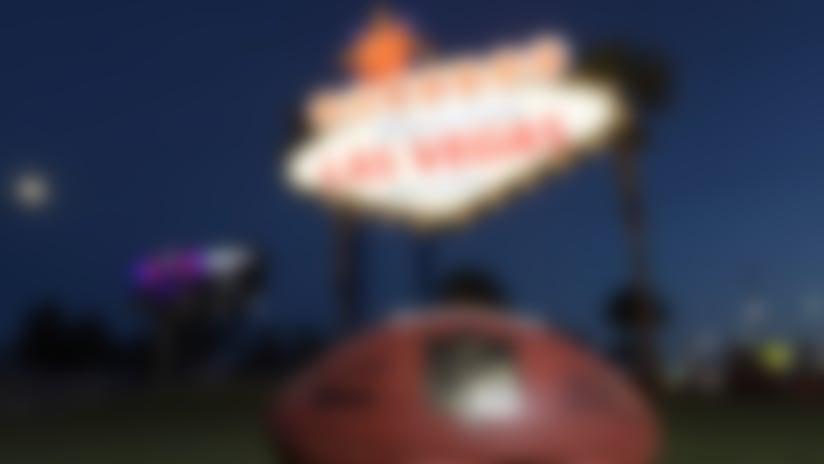 Las Vegas will play host to 2022 NFL Draft