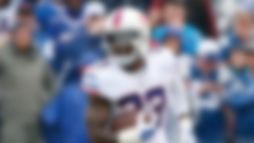 Injuries: Bills' Aaron Williams released from hospital