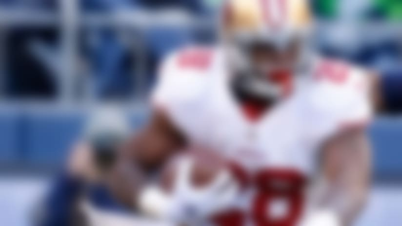 Making the Leap, No. 7: Carlos Hyde