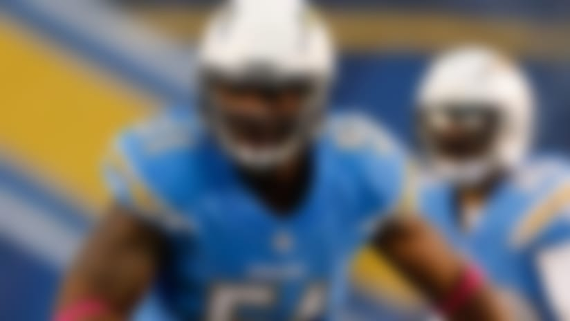 Larry English released by San Diego Chargers