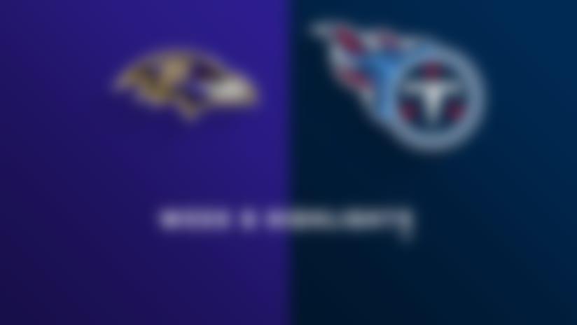 Ravens vs. Titans highlights | Week 6