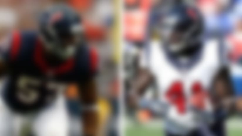 Report: Texans waive 3 players for violating rules