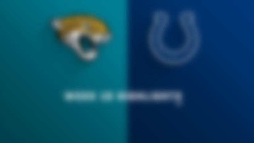 Jaguars vs. Colts highlights | Week 10