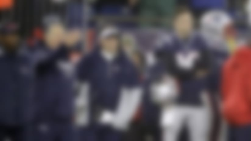 Bill Belichick,Josh McDaniels,Tom Brady