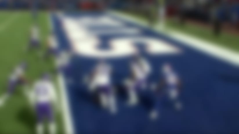 Can't-Miss Play: Best play of 2019 preseason? Bills QB casts bid with helicopter TD