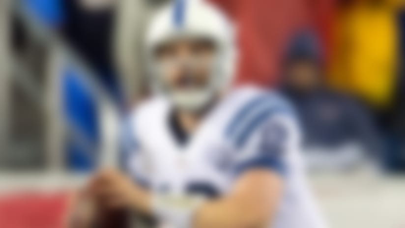 Projected 2014 starters: Indianapolis Colts