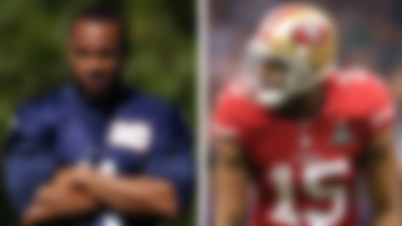 Percy Harvin, Michael Crabtree lead PUP list roundup