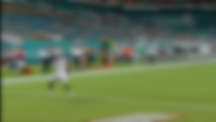 Matt Simms finds C.J. Worton on two-point conversion to tie game