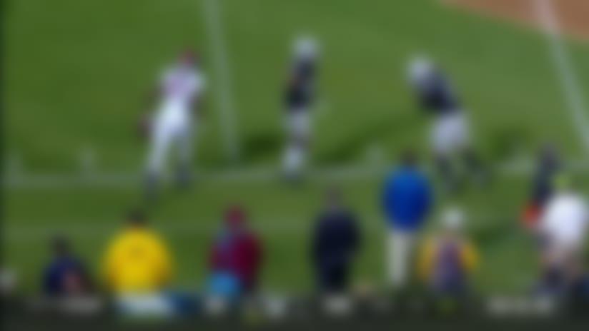 Raiders rookies Abram, Ferrell make big impact on back-to-back downs