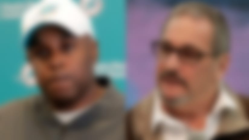 Chris Grier, Dave Gettleman