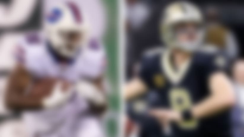Week 10 Cheat Sheet: Saints vs. Bills hottest matchup