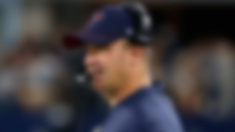 Bill O'Brien: Texans' trades 'were part of a plan'