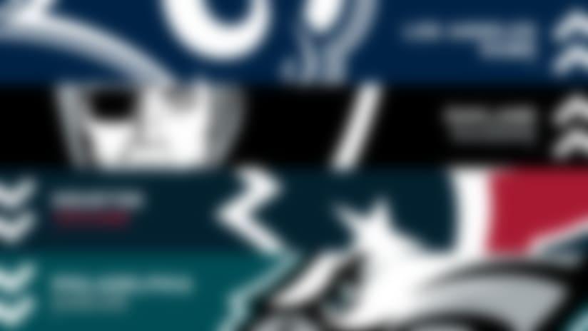 NFL Power Rankings, Week 12: Rams, Raiders climb; Texans fall