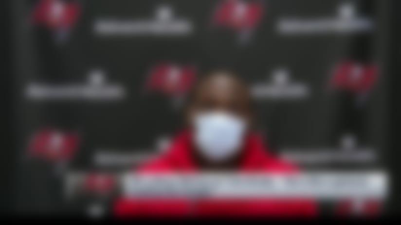 Shady on Brady: 'He looked good ... like a coach with a helmet on'