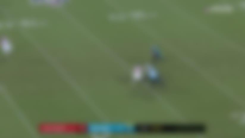 Ray-Ray McCloud zooms through Bucs on 37-yard punt return