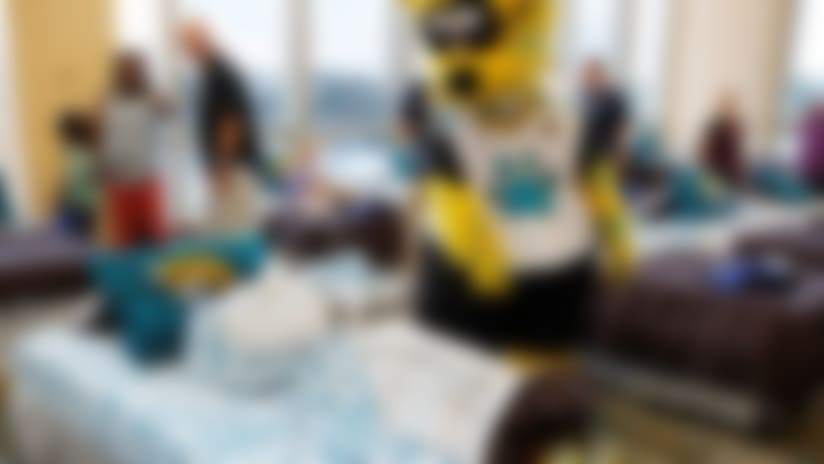 NFL Health Update: Jaguars host 'A Hope To Dream' sleepover