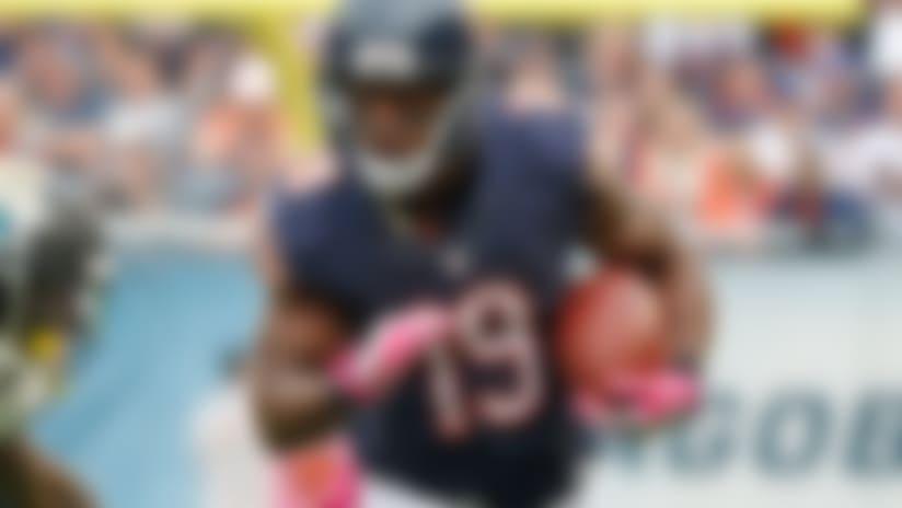 Transactions roundup: Chicago Bears cut Eddie Royal