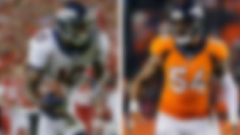 Broncos continue contract talks with Sanders, Marshall