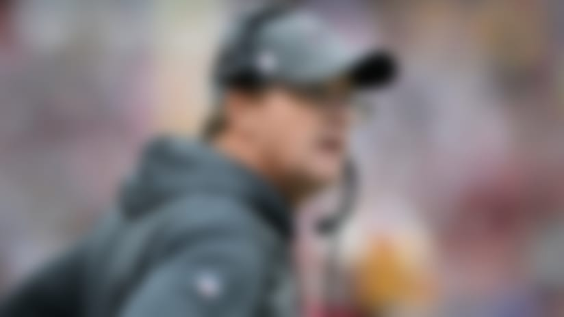 Jay Gruden: Jaguars offense 'still in diapers right now'