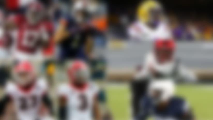 Who will run fastest pro day 40-yard dash?