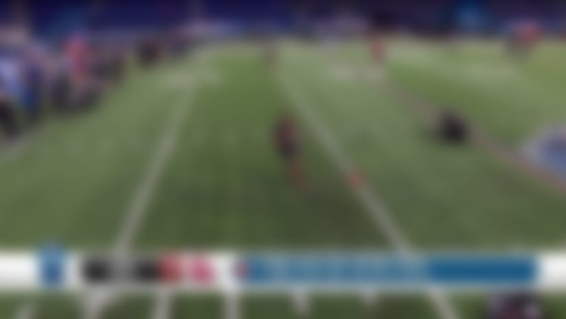 Oklahoma Sooners quarterback Jalen Hurts' 2020 NFL Scouting Combine workout