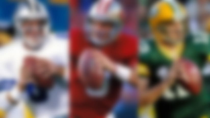 NFL teams ranked by their franchise QBs: Cowboys, 49ers on top