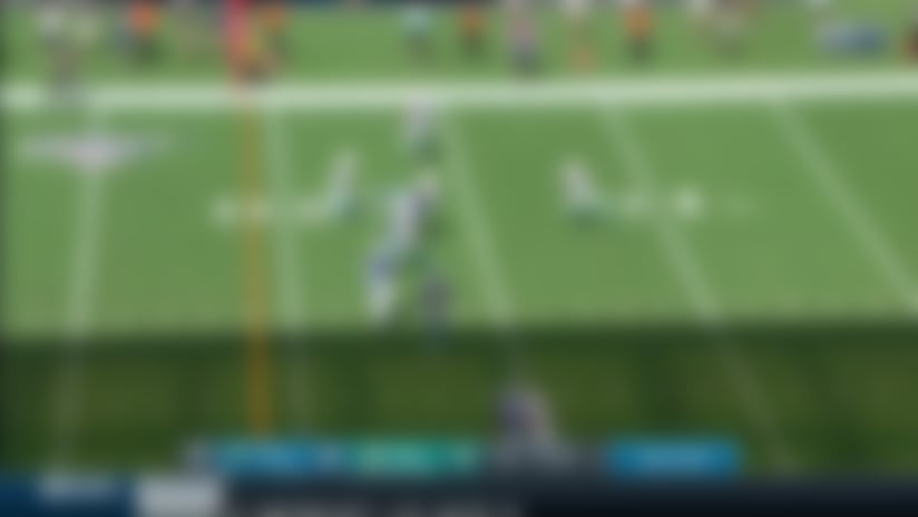 Rivers threads needle with 12-yard completion to Inman