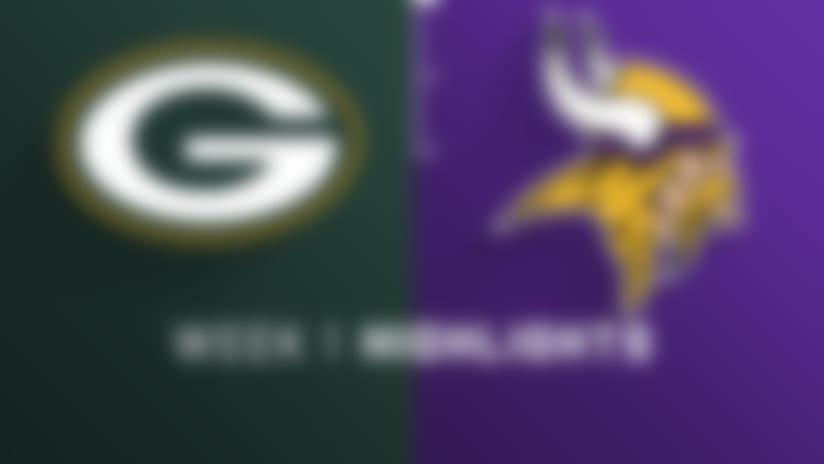 Packers vs. Vikings highlights | Week 1