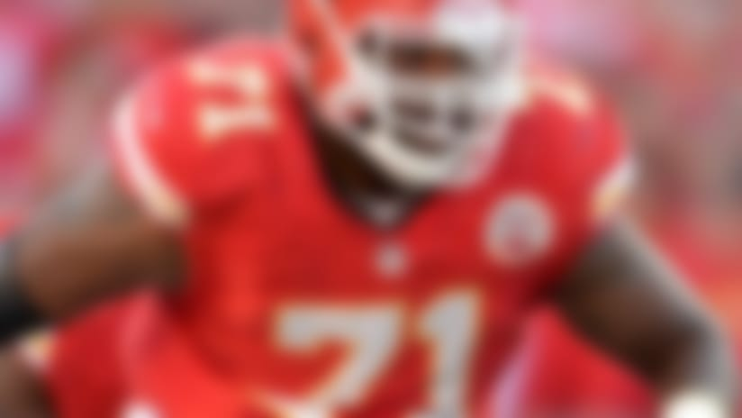 Chiefs' Jeff Allen placed on IR, to have surgery