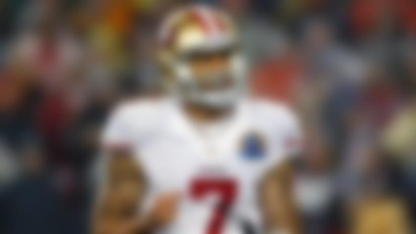 Colin Kaepernick makes San Francisco 49ers NFL's best team