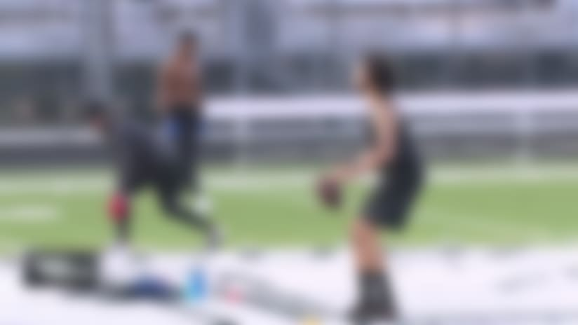 Colin Kaepernick works out for NFL teams Saturday