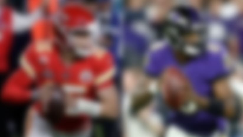 NFL's most clutch players right now? Patrick Mahomes tops list