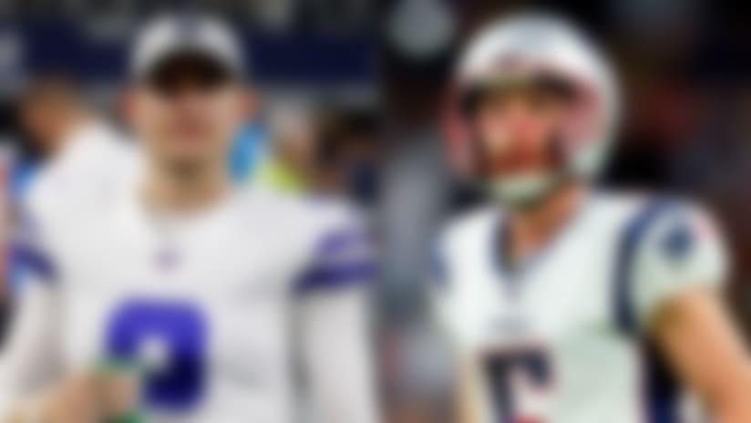 Cowboys cut kicker Brett Maher, sign Kai Forbath