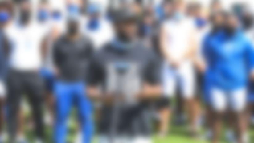 Jacoby Brissett - MOTY Nominee - Colts - Profile Hero