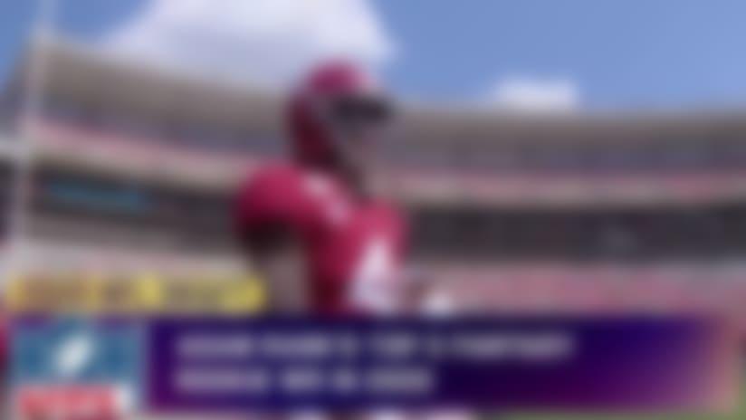 Top 5 fantasy rookie WRs in 2020