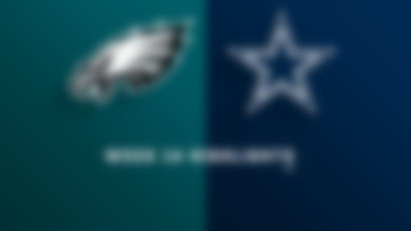 Eagles vs. Cowboys highlights | Week 14