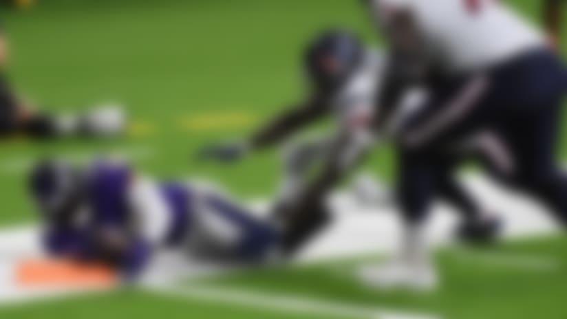 L.J. Fort turns Marlon Humphrey's forced fumble into Ravens TD