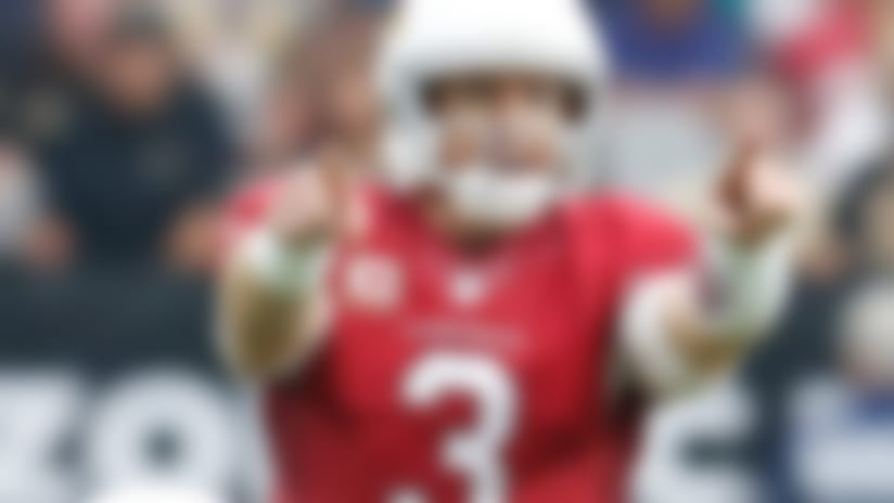 Carson Palmer's recovery: Cardinals QB feeling better than ever