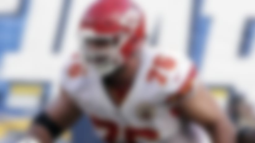 Chiefs activate guard Laurent Duvernay-Tardif from IR