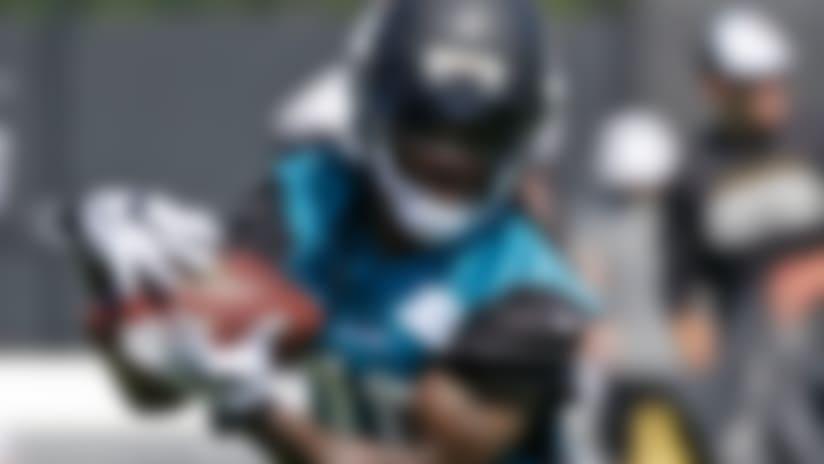 Jacksonville Jaguars release Ace Sanders