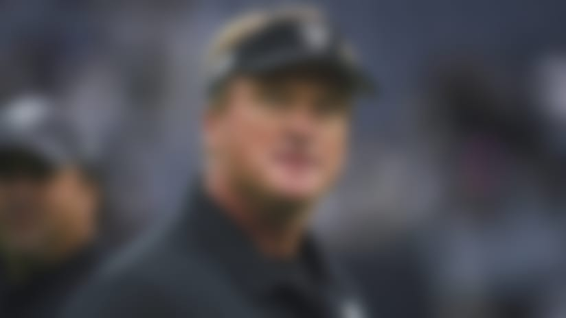 Jon Gruden on Year 3 of Raiders return: 'I gotta coach better'