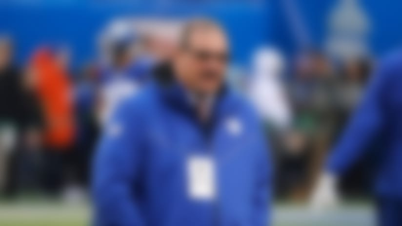 New York Giants GM Dave Gettleman