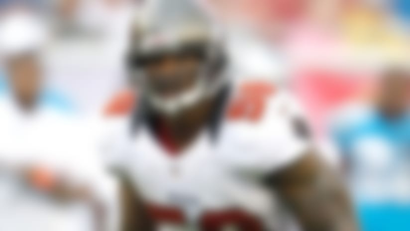 Quincy Black's neck injury 'serious,' Greg Schiano says