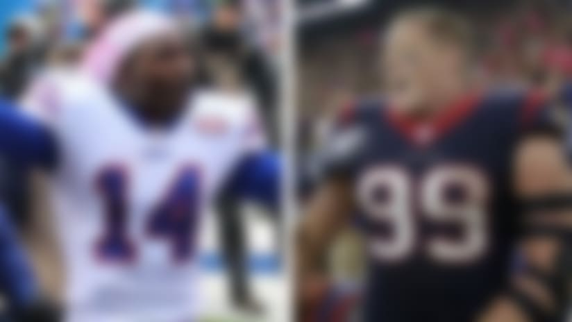 Toxic differential: Watch out for Bills, Texans in the second half