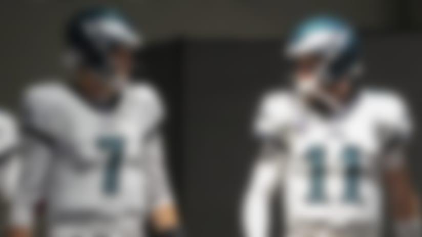 Nate Sudfeld: Hurts addition won't bring drama to Eagles' QB room
