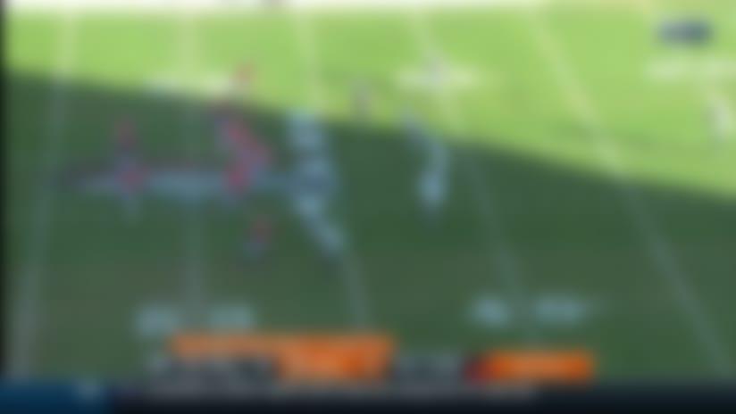 Maxx Crosby leads Raiders' ambush of Drew Lock for third-down sack