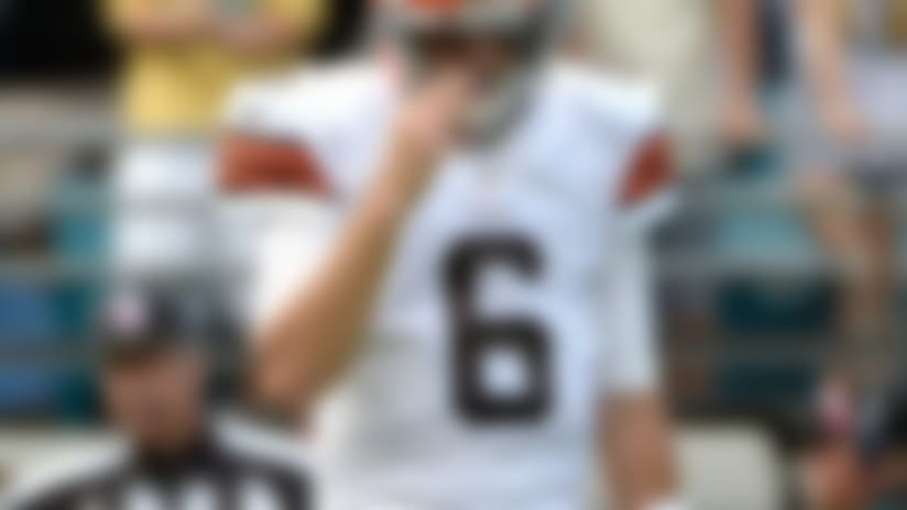 Brian Hoyer on Browns: 'We got our butts kicked'