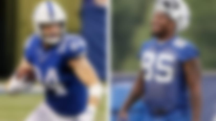 Frank Reich 'really excited' about Colts' tight ends